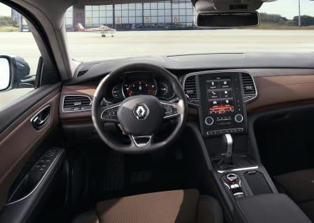 Renault Talisman Sedan (od 02/2016) 1.6, 110 kW, Benzinový, Automatická převodovka