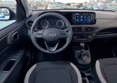 Hyundai i10 (od 01/2017) 1.0, 49 kW, Benzinový, Automatická převodovka