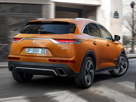 DS Automobiles DS 7 Crossback (od 01/2018)