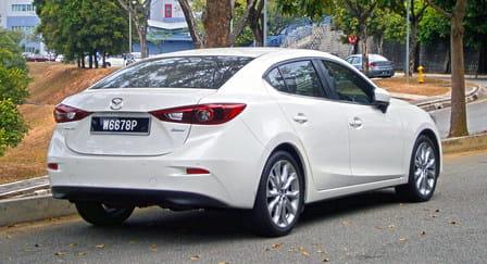 Mazda 3 Liftback (od 02/2017)