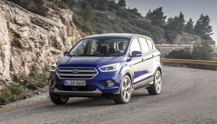Ford Kuga (od 01/2017) 2.0, 110 kW, Naftový