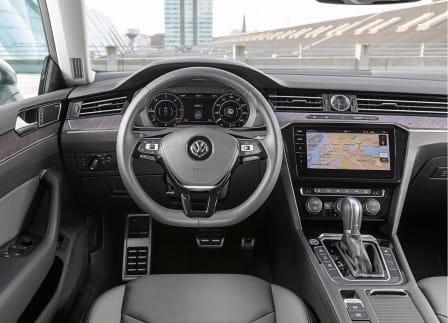 Volkswagen Arteon (od 01/2017) 2.0, 206 kW, Benzinový, 4x4, Automatická převodovka