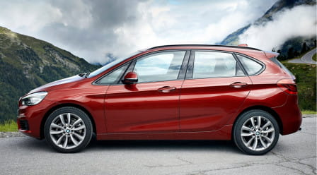 BMW Řada 2 Active Tourer (od 09/2014) 2.0, 110 kW, Naftový, 4x4