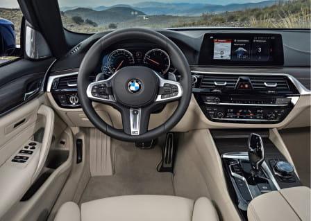 BMW Řada 5 Touring (od 07/2017) 2.0, 185 kW, Benzinový, Automatická převodovka
