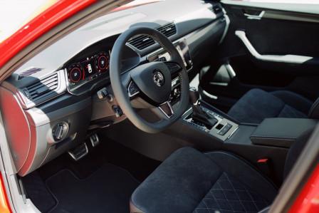 Škoda Superb Combi (od 07/2019) Sportline