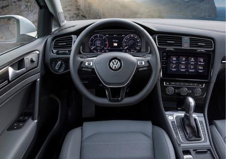 Volkswagen Golf Variant (od 03/2017) Maraton Edition