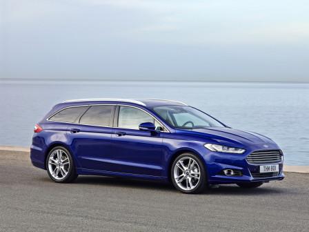 Ford Mondeo Kombi (od 01/2019) 2.0 Ecoblue, 110 kW, Naftový, Automatická převodovka