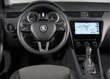 Škoda Octavia (od 01/2017) 2.0 TDI, 110 kW, Naftový, Automatická převodovka