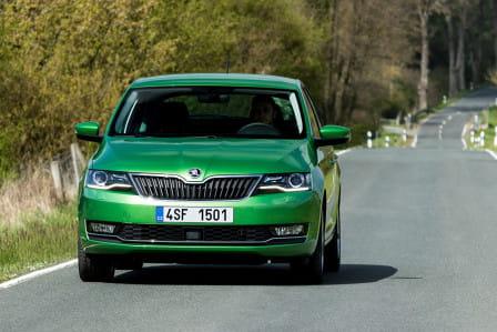 Škoda Rapid (od 05/2017) 1.0 TSI, 81 kW, Benzinový