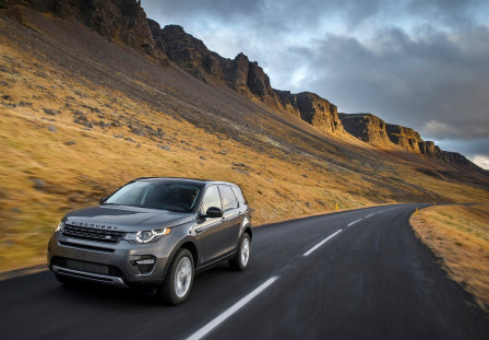 Land Rover Discovery Sport Pure TD4 110kW AWD