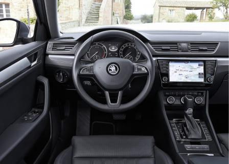 Škoda Superb Combi (od 09/2015) 2.0 TDI, 110 kW, Naftový