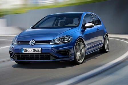 Volkswagen Golf VII R (od 03/2017)