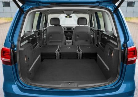 Volkswagen Sharan 2.0 TDI SCR BMT Comfortline DSG