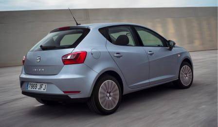 SEAT Ibiza (od 07/2015) 1.0, 81 kW, Benzinový, Automatická převodovka