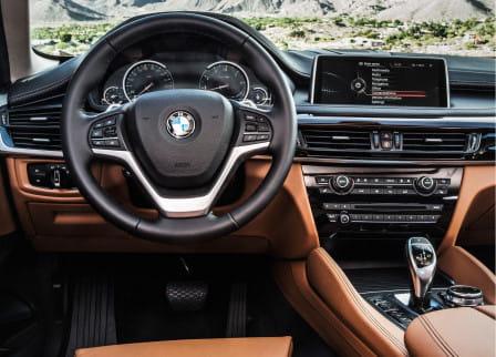 BMW X6 (od 08/2014) 3.0, 190 kW, Naftový, 4x4, Automatická převodovka