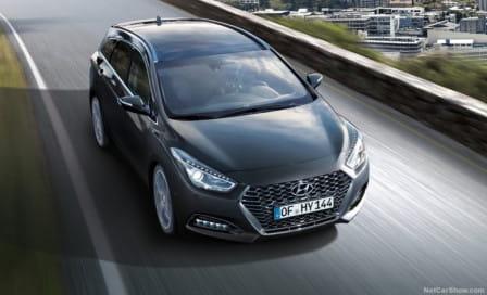 Hyundai i40 Kombi (od 01/2019) 1.6 CRDi, 100 kW, Naftový
