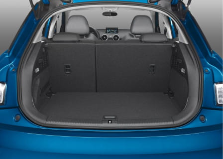 Audi A1 Sportback (od 11/2014) 1.4 TDI, 66 kW, Naftový