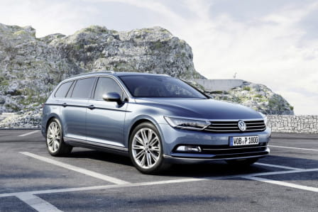 Volkswagen Passat Variant (od 10/2014) 2.0 TDI BMT, 110 kW, Naftový