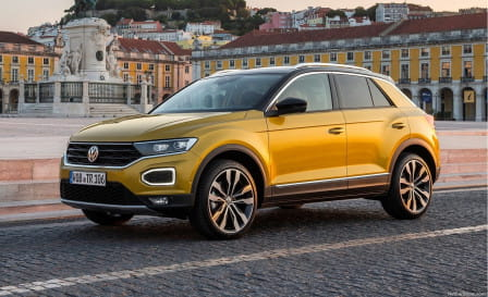Volkswagen T-Roc (od 11/2017) 2.0, 110 kW, Naftový, 4x4
