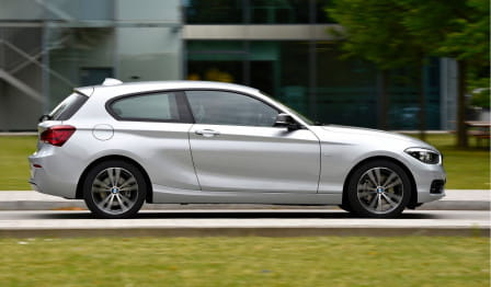 BMW Řada 1 (od 03/2015) 2.0, 110 kW, Naftový