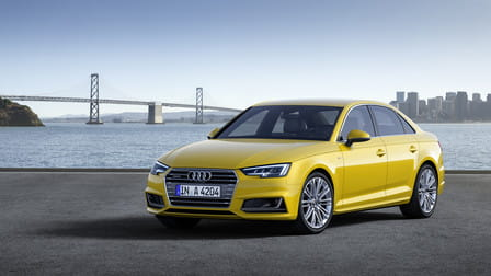 Audi A4 Sedan (od 11/2015) 2.0 TFSI, 140 kW, Benzinový