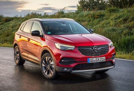 Opel Grandland X (od 10/2017) 1.6, 88 kW, Naftový
