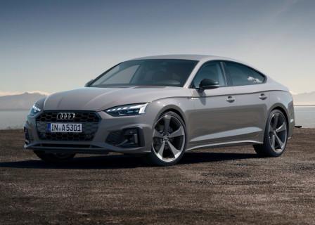 Audi A5 Sportback (od 01/2020) 2.0 TFSI, 180 kW, Benzinový, 4x4, Automatická převodovka