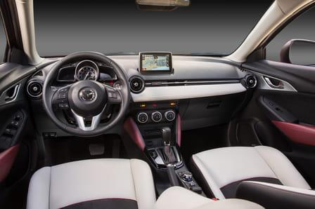 Mazda CX-3 (od 06/2015) 1.5, 77 kW, Naftový