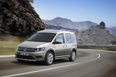 Volkswagen Caddy 1.4 TGI BlueMotion Comfortline