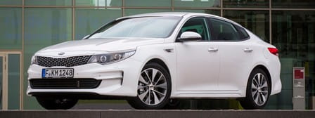 KIA Optima Sedan (od 01/2016) 1.7 CRDi, 104 kW, Naftový