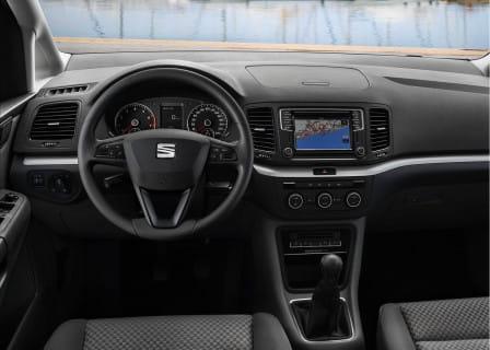SEAT Alhambra (od 06/2015) 1.4, 110 kW, Benzinový, Automatická převodovka
