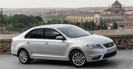 SEAT Toledo (od 05/2017) 1.0, 70 kW, Benzinový