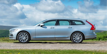 Volvo V90 (od 09/2016) 2.0, 173 kW, Naftový, 4x4, Automatická převodovka
