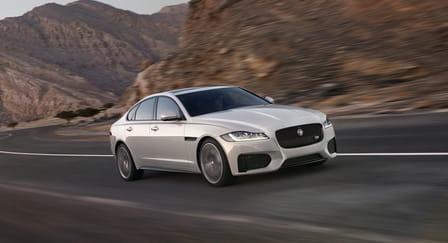 Jaguar XF Sedan (od 09/2015) 3.0, 280 kW, Benzinový, 4x4, Automatická převodovka