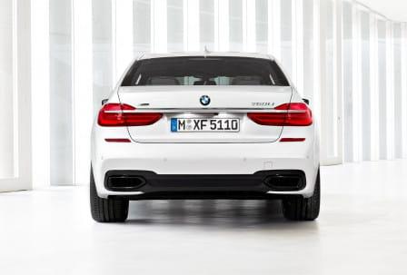 BMW Řada 7 (od 10/2015) 3.0, 195 kW, Naftový, Automatická převodovka