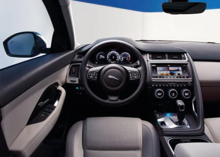 Jaguar E-Pace (od 09/2018) 2.0, 110 kW, Naftový