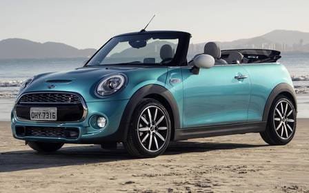 MINI Cooper Cabrio Steptronic
