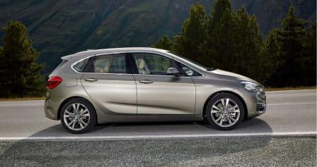 BMW Řada 2 Active Tourer (od 09/2014) 2.0, 110 kW, Naftový