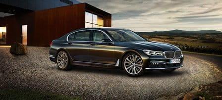 BMW Řada 7 (od 10/2015) 3.0, 240 kW, Benzinový, 4x4, Automatická převodovka