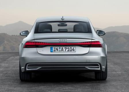 Audi A7 Sportback (od 02/2018) 2.0 TDI, 150 kW, Naftový, Automatická převodovka
