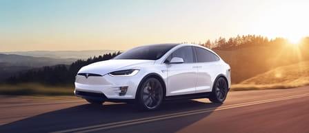 Tesla Model X (od 06/2016) 245kW, 245 kW, Elektrický, 4x4, Automatická převodovka