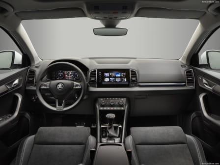 Škoda Karoq (od 07/2017) 1.5 TSI, 110 kW, Benzinový, Automatická převodovka