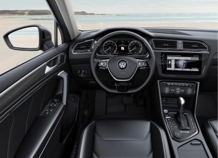 Volkswagen Tiguan Allspace (od 09/2017) 2.0, 110 kW, Naftový