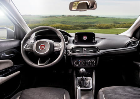 Fiat Tipo Kombi (od 09/2016) 1.2, 70 kW, Naftový