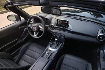 Fiat 124 Spider (od 06/2016) 1.4, 103 kW, Benzinový, Automatická převodovka