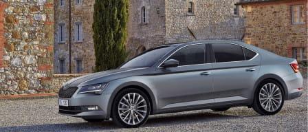 Škoda Superb (od 06/2015) 2.0 TDI, 110 kW, Naftový, Automatická převodovka