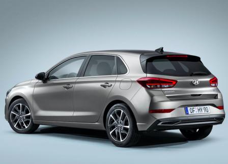 Hyundai i30 (od 07/2020) 1.5, 81kW, Benzinový