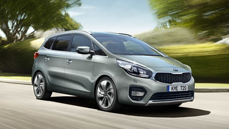 KIA Carens 1.6 GDI Attract