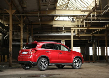 Mitsubishi ASX 1.6 ClearTec Edice 100 let 2WD