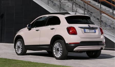 Fiat 500X (od 01/2015) 1.4, 125 kW, Benzinový, 4x4, Automatická převodovka